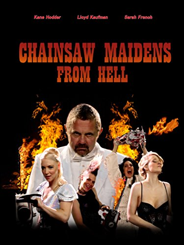 Chainsaw Maidens from Hell