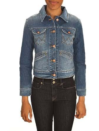 Veste Slim Shirt Quarry Pit Wrangler XS Femme