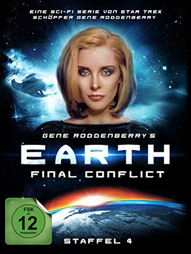 Gene Roddenberry's Earth: Final Conflict - Staffel 4 (Limited Edition, 6 Discs)