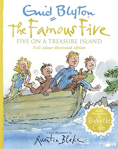 01: Five on a Treasure Island (Gift Edition) (Famous Five)