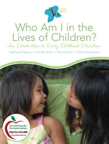 Who Am I in the Lives of Children? An Introduction to...