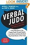 Verbal Judo: The Gentle Art of Persua...