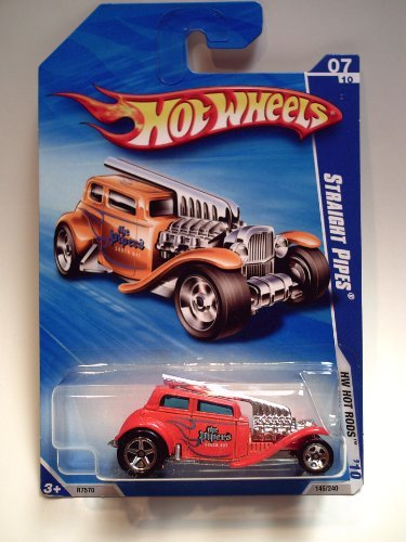 Hot Wheels 2010 HW Hot Rods 145/240 Straight Pipes 07/10 - 1