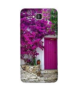 Pink Door 51 Huawei Honour 6 Plus Case
