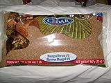 Brown Burgol #1 Cedar Phoenicia 2 Pound Bag
