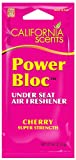 California Scents PB-607 Coronado Cherry Air Freshener, Set of 6