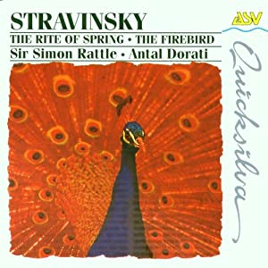 the key elements in igor stravinskys the rite of spring and the firebird Now rhythm, like any element in music, can be both assertive and muted used rightly, both ways are beautiful.