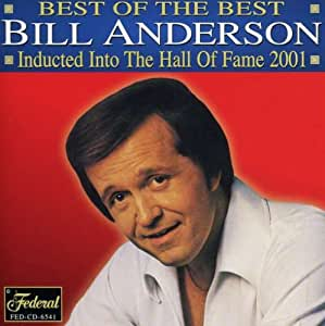 Best Of The Best Bill Anderson