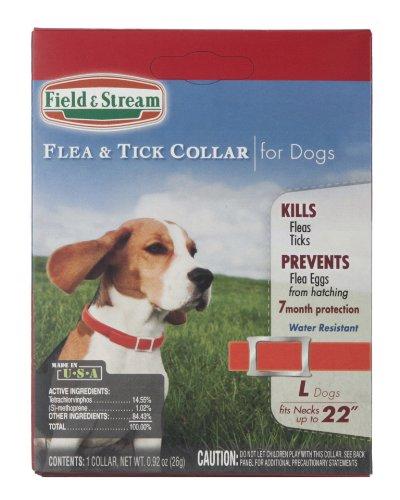 Zodiac Flea & Tick Collar for Large Dogs