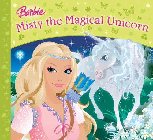 Misty the Magical Unicorn (Barbie Story Library)