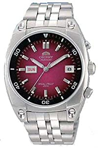 Orient #CEM60001H Men's Duty Day/Date 50M Self Winding Automatic Watch