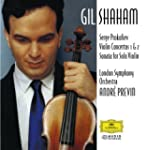Prokofiev : Concertos pour violon n�...