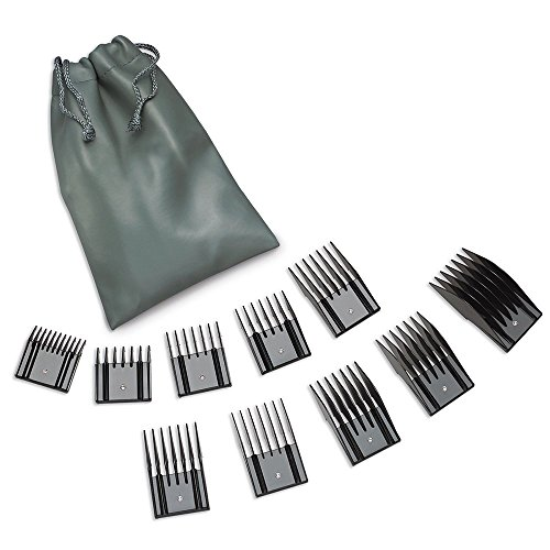 Oster Professional 10 Comb Set Specially Designed to Fit Oster Clippers. (Blades For Oster 76 Clippers compare prices)