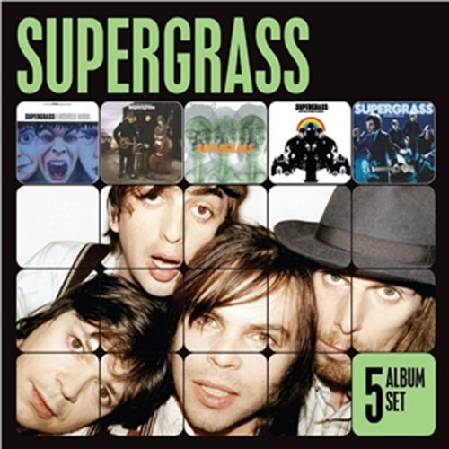 Supergrass - 5 Albums