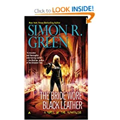 The Bride Wore Black Leather (Nightside) by Simon R. Green