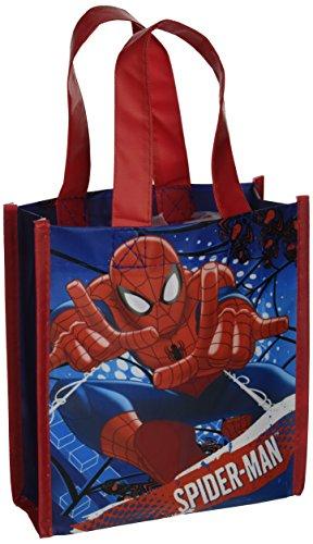 Spiderman Mini Non-Woven Tote Bag (10 Piece/Pack) - SPMTT