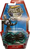 Hot Wheels - Battle Force 5 Fused - Zelix