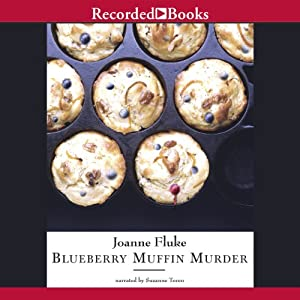 Blueberry Muffin Murder Audiobook