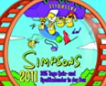 The Simpsons Quiz-Kalender 2011. Tage...