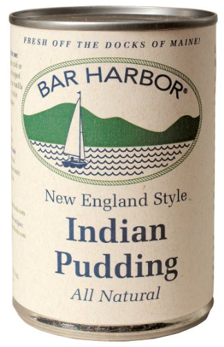 Bar Harbor All Natural Indian Pudding, 15.5-Ounce Cans (Pack of 6) by Bar Harbor