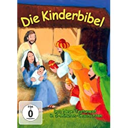 Kinderbibel: Neues Testament in 5 Minuten Stories