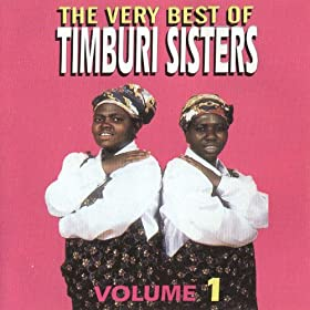 Amazon.com: The Very Best of Timburi Sisters, Vol. 1: Timburi Sisters