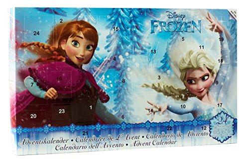 Disney Frozen Il Regno Di Ghiaccio-Profumi Calendario dell' Avvento 2016, 1er Pack (1x 24pezzi)
