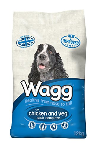 Wagg Chicken Veg Dog Food