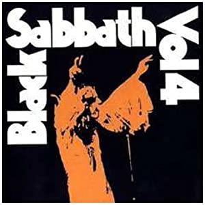 Black Sabbath Volume 4