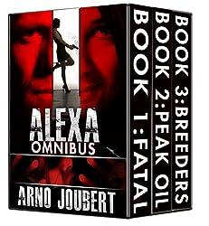 Alexa : Omnibus: Book 1, Book 2, Book 3 Boxed Set of Alexa Guerra - Female Assassin