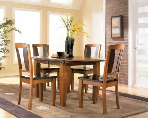Furniture gt Dining Room Set Two Tone