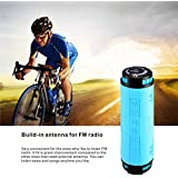 Portable Waterproof Bluetooth Speakers For Bike Riders & Outdoor Enthusiasts.Guaranteed 30 Hours of Playtime with 10000 mAh Rechargeable Battery.Shockproof, Dustproof, Splashproof, Water-Resistant!