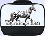 Appaloosa Pony / Horse Personalised Children's School Lunch Box / Bag