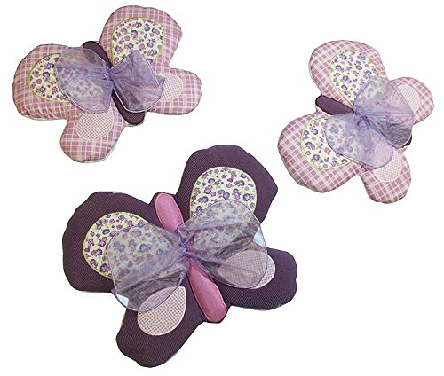 Sugar Plum Fabric Wall Hanging - 1