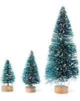 sapin de no l arbre miniature en plastique pour 1 12 chelle maison de poup e. Black Bedroom Furniture Sets. Home Design Ideas