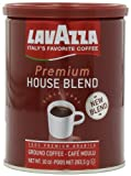 Lavazza Premium House Blend Coffee, 10-Ounce (Pack of 4)