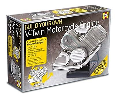 Haynes NHMV2 V-Twin Motorcycle Engine