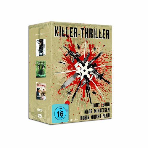 Star Box: Killer Thriller (3 DVDs mit Action und Hochspannung)