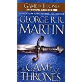 "A Game of Thrones: A Song of Ice and Fire: Book Onevon ""George R. R. Martin"""