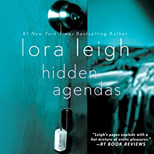 Hidden Agendas: Temptings SEALs, Book 4 | [Lora Leigh]