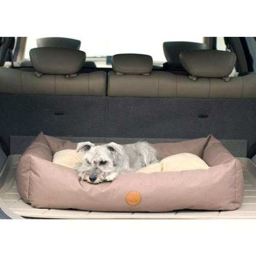 """K&H Pet Products Travel / Suv Bed Large Tan 30"""" X 48"""" X 8"""" (Set Of 3) front-926528"""