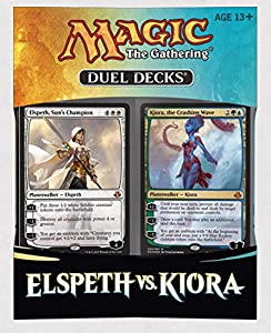 ELSPETH vs. KIORA - MTG Magic the Gathering 2015 Duel Decks Box Set - 120 cards