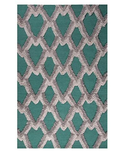 National Geographic Modern Geometric Pattern Area Rug
