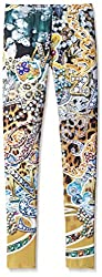 Liv by Phat Buddha Women's Theatre District Leggings, Multi, L