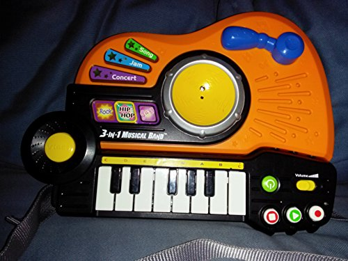 VTech - 3-in-1 Musical Band Children, Kids, Game - 1