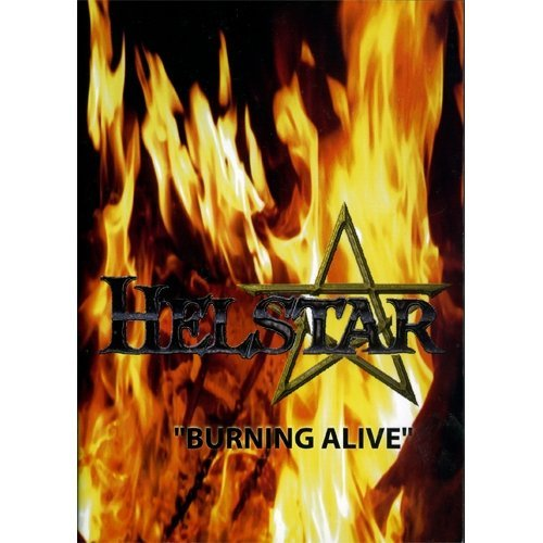 Helstar - Burning Alive
