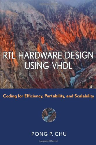 RTL Hardware Design Using VHDL: Coding for Efficiency,...