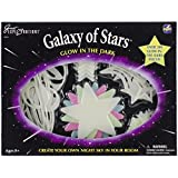Galaxy of Stars Glow in the Dark Wall Decoration Kit