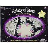 Galaxy of Stars Glow in the Dark Wall Decoration Kit