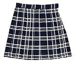 Teens Ever (ティーンズエバー) プリーツスカート コスチューム用小物 紺×白 レディース Mサイズ